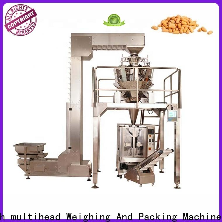 Smart Weigh pack vacuum crisp packaging machine free quote for food packing