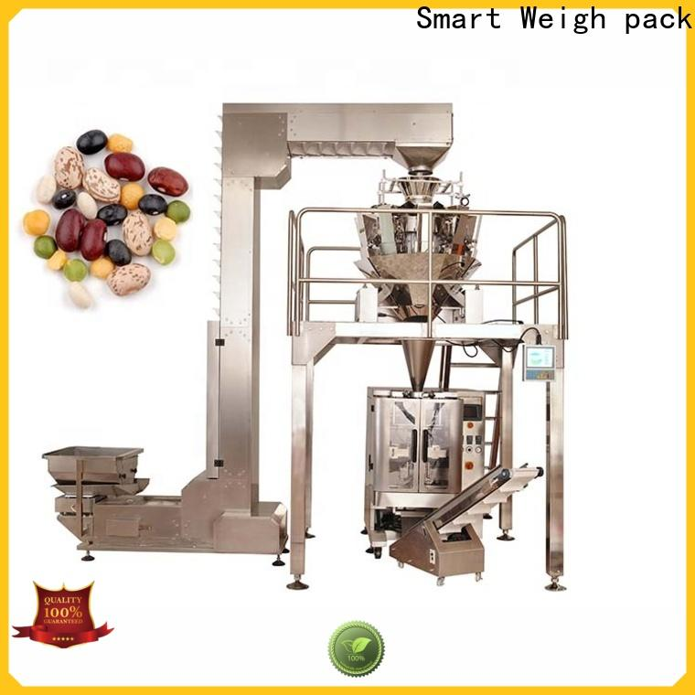 Smart Weigh pack sales roll packing machine factory for foof handling