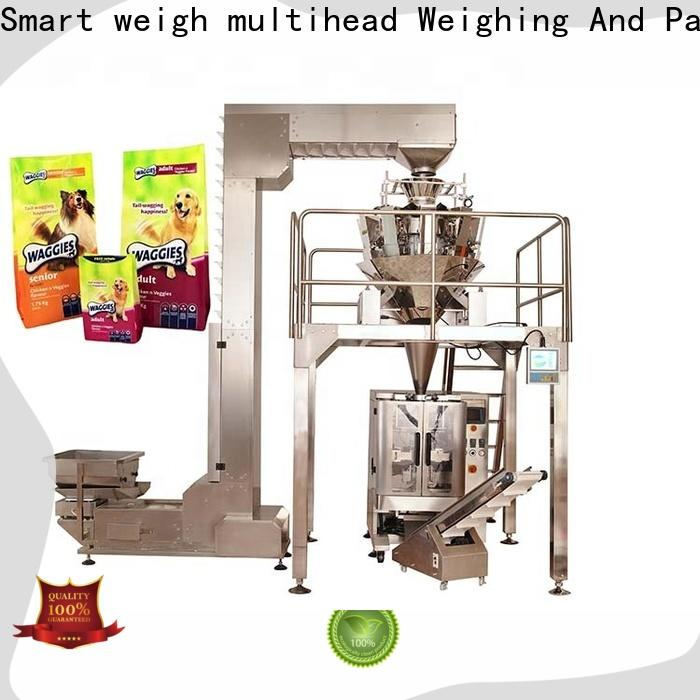 Smart Weigh pack best-selling wrapping machine supply for food weighing