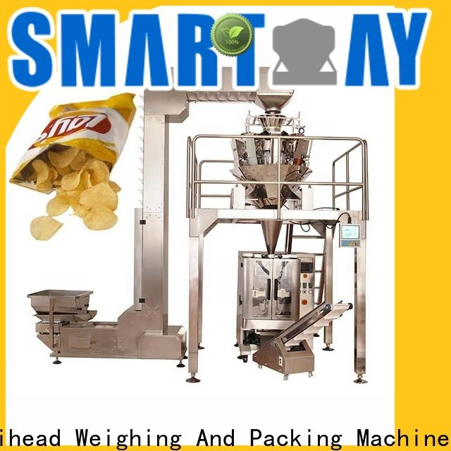 Smart Weigh pack sachet water pouch packing machine suppliers for food packing