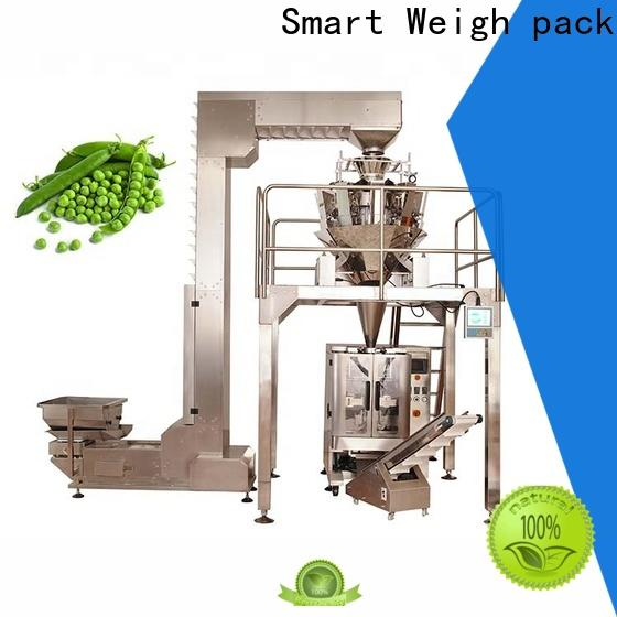 Smart Weigh pack easy operating milk packing machine company for food packing