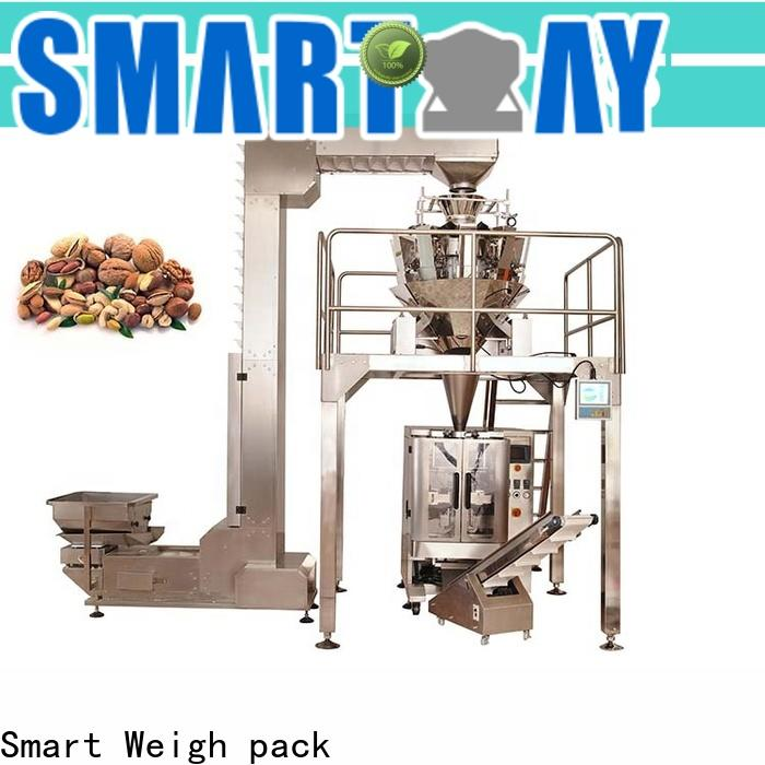packaging machinery exporter quality supply for food weighing