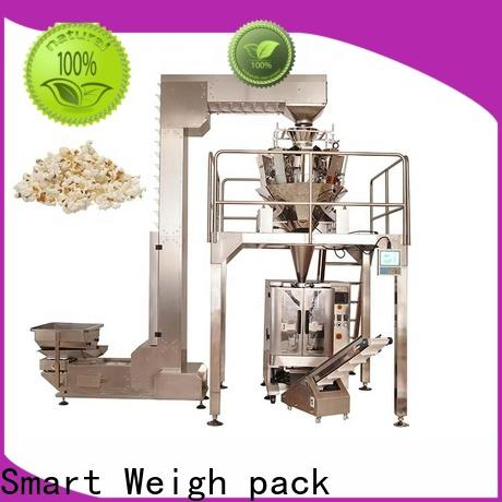 Smart Weigh pack automatic filling and packing machine in bulk for food packing
