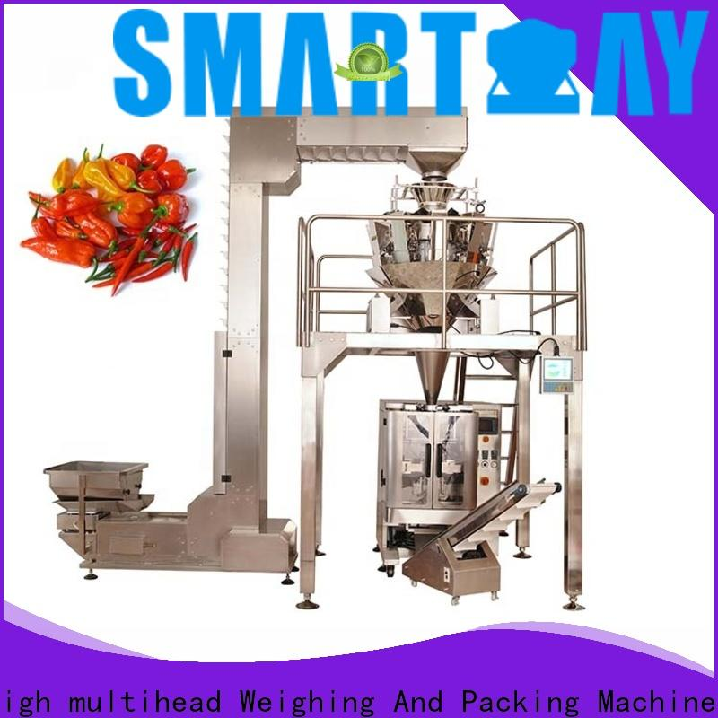 Smart Weigh pack quality vacuum filling machine factory price for food packing