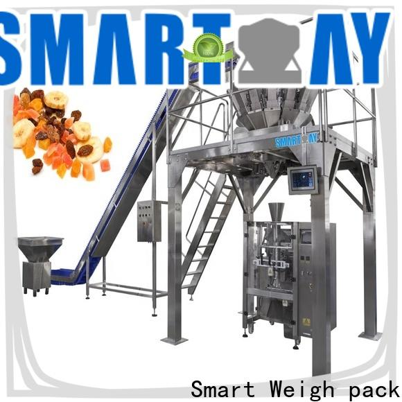 Smart Weigh pack easy operating shrink packaging machine with cheap price for food weighing