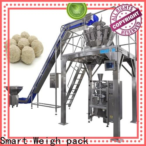 advanced food filling equipment professional for food packing