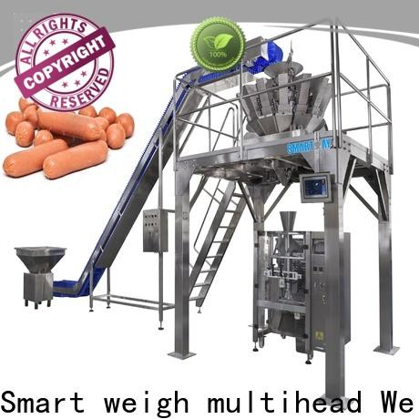 Smart Weigh pack foam packing machine company for food packing