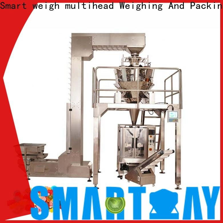 quality automatic packing machine manufacturers scale for food labeling