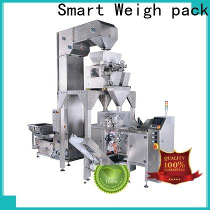 Smart Weigh pack doy semi automatic packing machine with cheap price for food weighing
