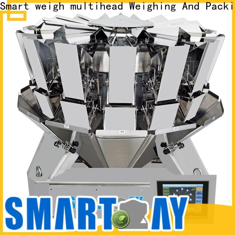 Smart Weigh pack best checkweigher factory for food labeling