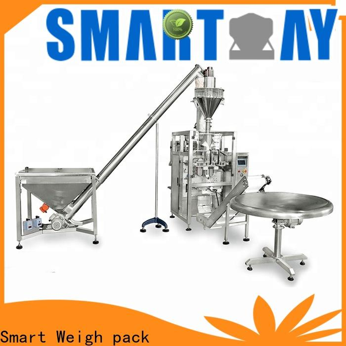 Smart Weigh pack high-quality rice packaging machine inquire now for foof handling