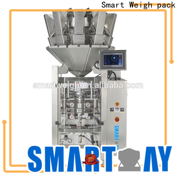 Smart Weigh pack top vffs packaging machine manufacturers for salad packing