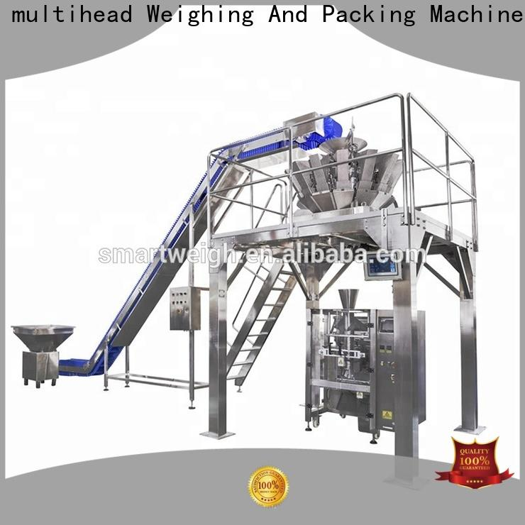 new vertical form fill seal packaging machines fruitnuts for salad packing