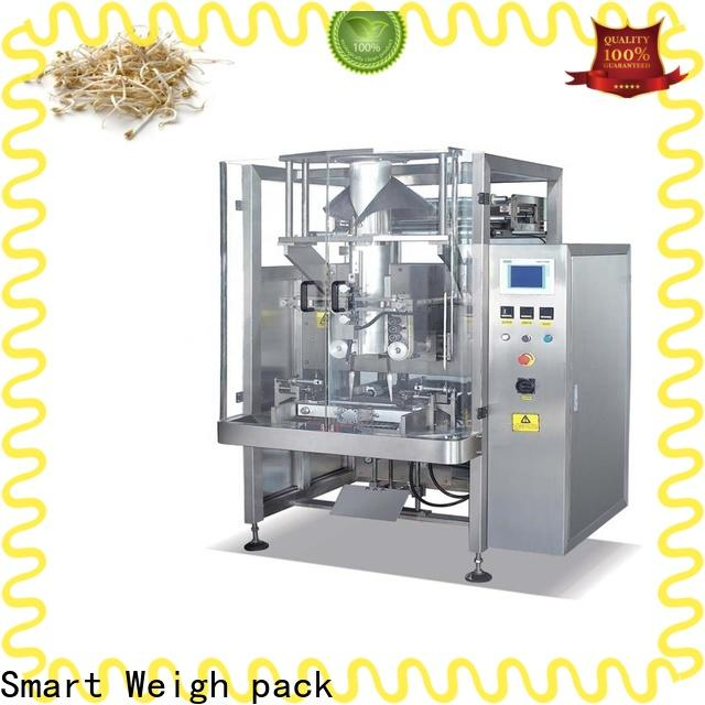 Smart Weigh pack new vertical form fill seal machine factory for chips packing