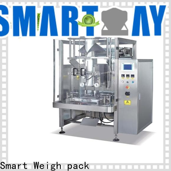 Smart Weigh pack vertical packing machine for food packing