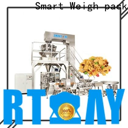 Smart Weigh pack top vffs packaging machine suppliers for salad packing
