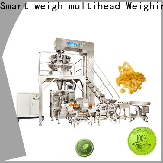 Smart Weigh pack sunflower vertical bagging machine manufacturers for food weighing