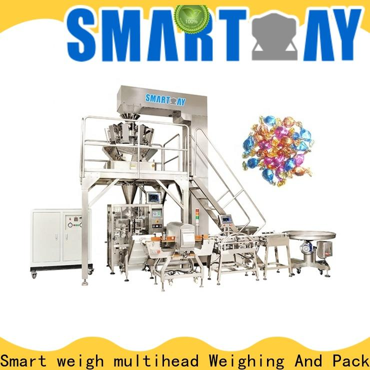 Smart Weigh pack best vertical packaging machine manufacturers for meat packing