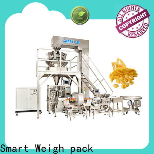 Smart Weigh pack top vertical packing machine price manufacturers for food packing