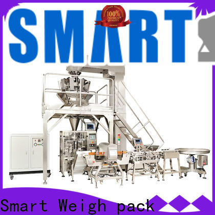 Smart Weigh pack frozen vertical form fill seal packaging machines for business for salad packing