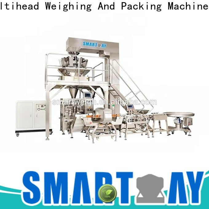 high-quality vertical bagging machine standard factory for chips packing