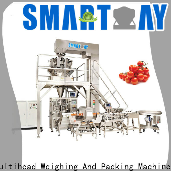 Smart Weigh pack new vertical packing machine suppliers for food weighing