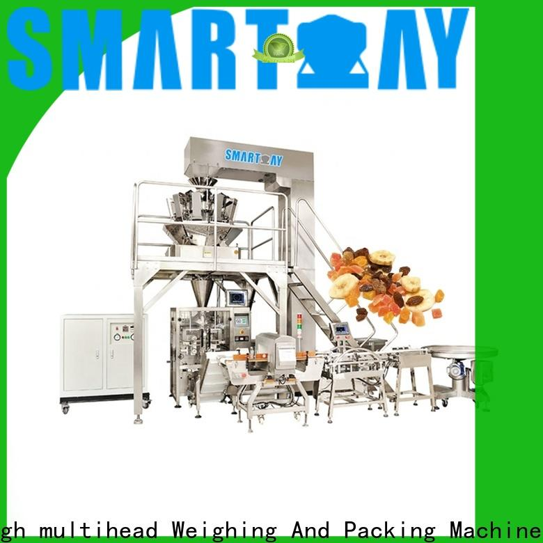 Smart Weigh pack vertical bagging machine manufacturers for chips packing