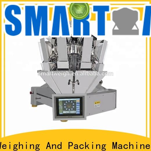 Smart Weigh pack modular vertical packing machine price company for food weighing