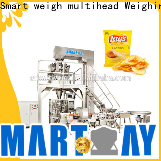 Smart Weigh pack high-quality vffs packaging machine supply for chips packing