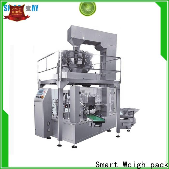 Smart Weigh pack latest packing machine suppliers for salad packing