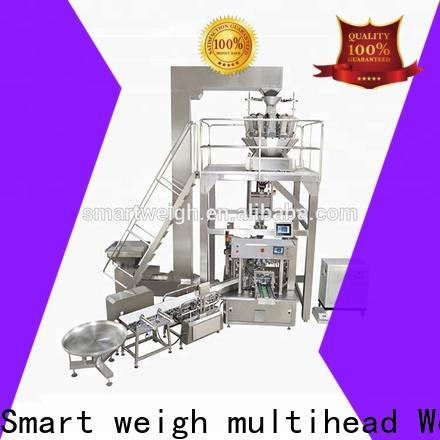 Smart Weigh pack clam filling and sealing machine manufacturers for salad packing