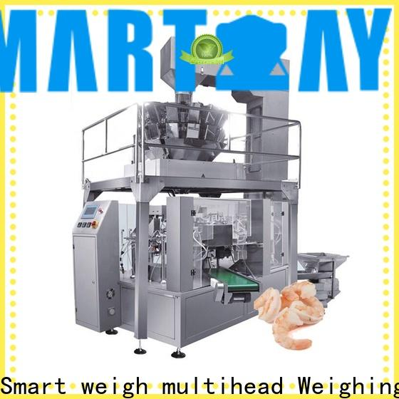 Smart Weigh pack food china packing machine manufacturers supply for food weighing