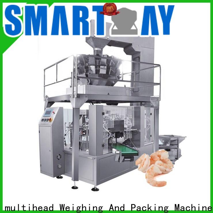 Smart Weigh pack swpl8 pouch packing machine manufacturer supply for chips packing