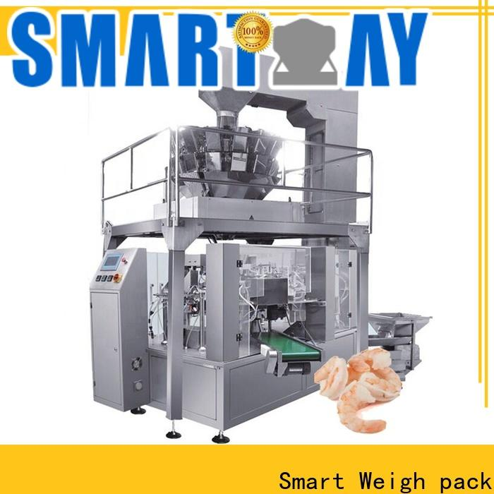 top bag packaging machine system factory for meat packing
