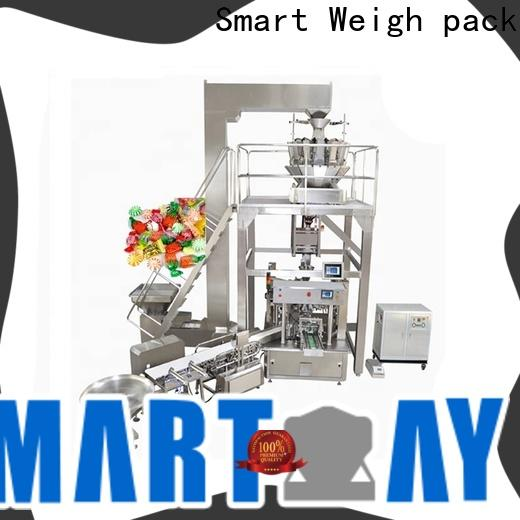 Smart Weigh pack cake chocolate bar packaging machine company for food packing