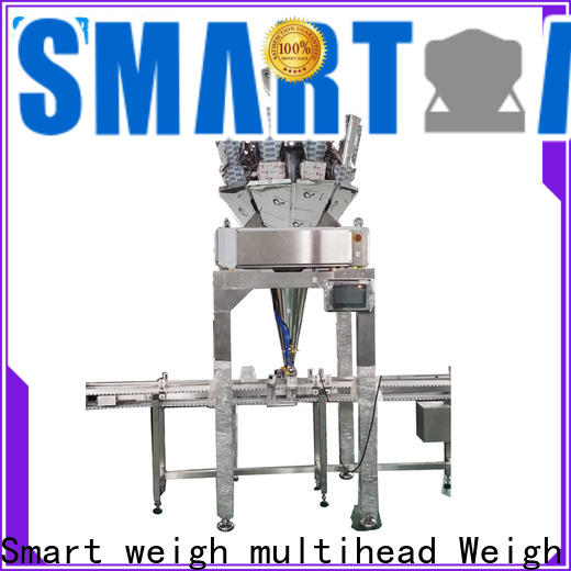 Smart Weigh pack line automatic filling machine factory for chips packing