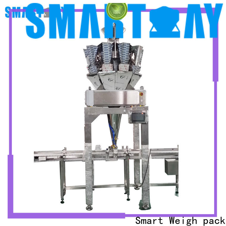 Smart Weigh pack automatic liquid filling equipment for business for food weighing