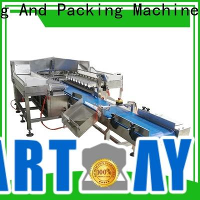 Smart Weigh pack steady multihead weigher suppliers for food labeling