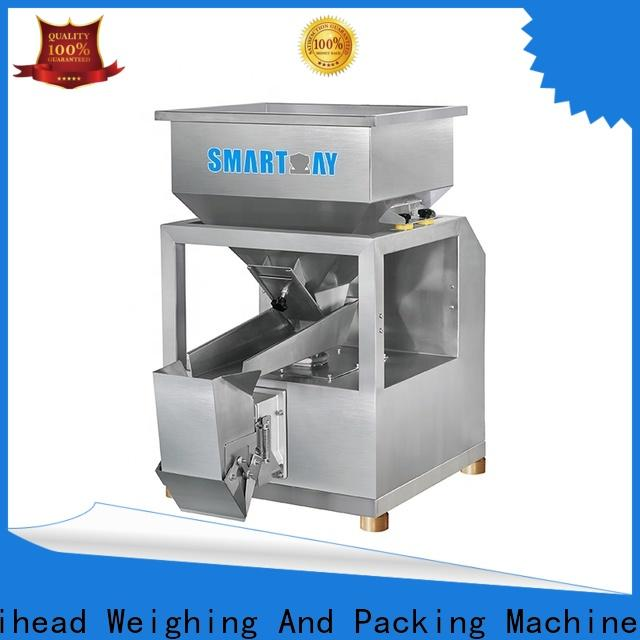 Smart Weigh pack fillet checkweigher for foof handling