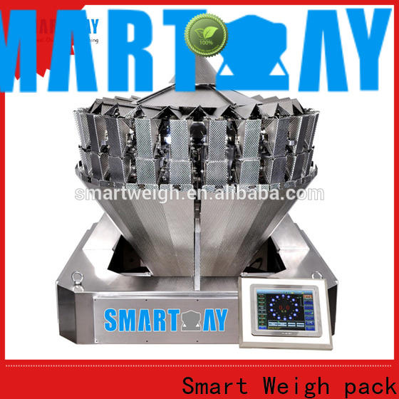 Smart Weigh pack adjustable weigher machine from manufacturer for food weighing