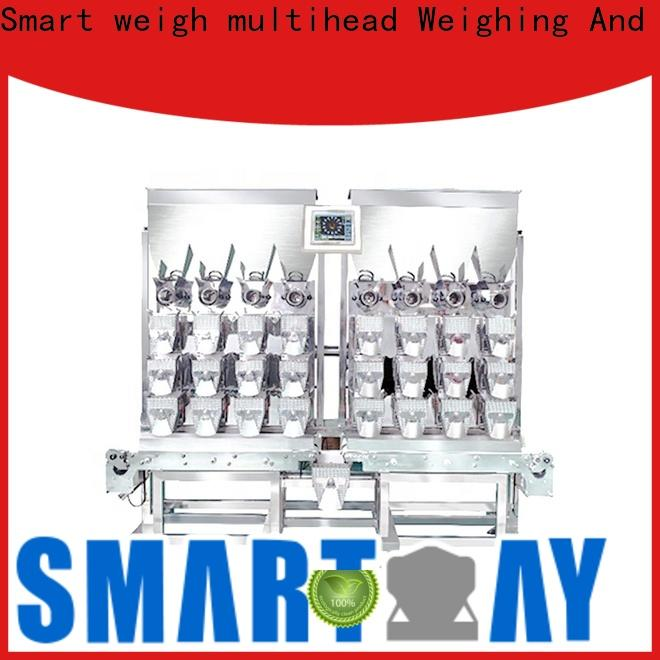 Smart Weigh pack mix weigher machine inquire now for foof handling