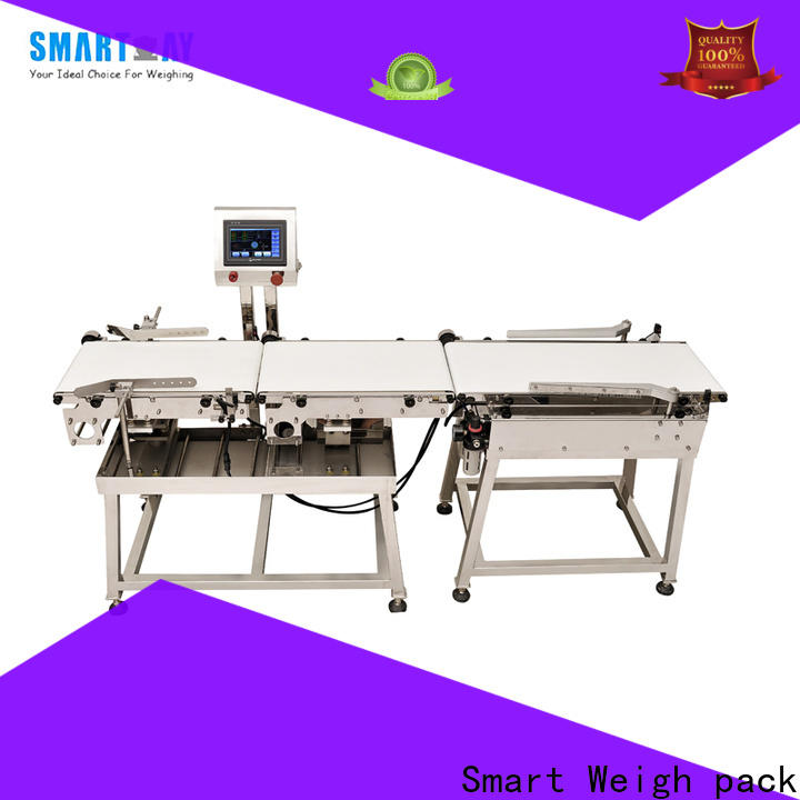 Smart Weigh pack swcd320 metal detector suppliers inquire now for food weighing