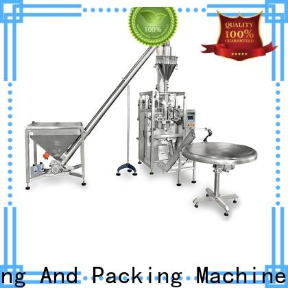 Smart Weigh pack grade powder pouch filling machine manufacturers for food packing