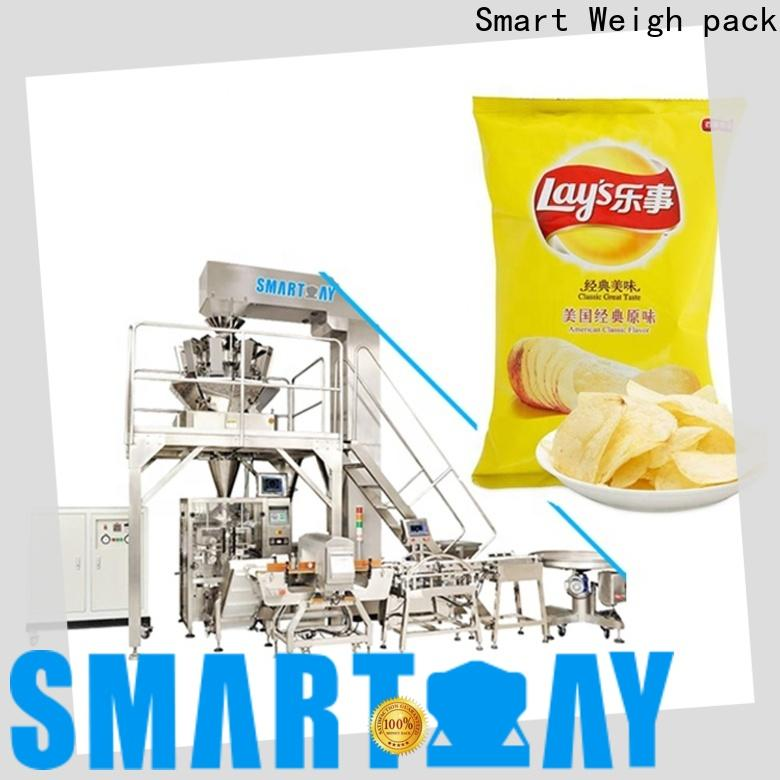 Smart Weigh pack latest pouch packing machine factory for food packing