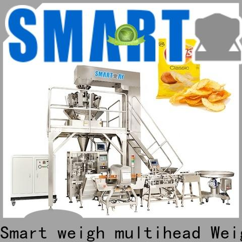 Smart Weigh pack top vertical vacuum packaging machine manufacturers for frozen food packing