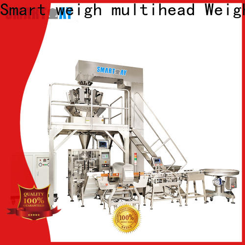 Smart Weigh pack best vertical form fill seal packaging machines manufacturers for food weighing