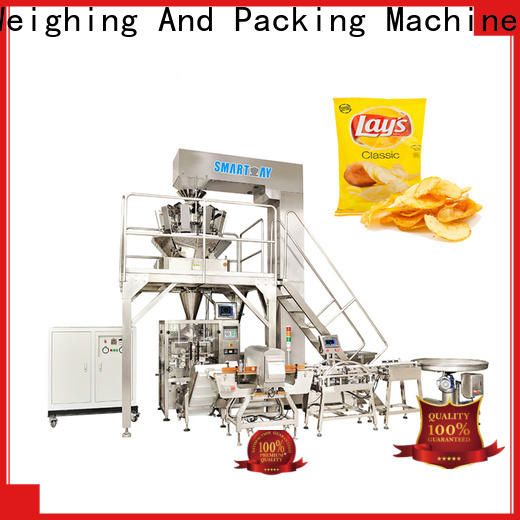 high-quality vertical packing machine peanut supply for salad packing