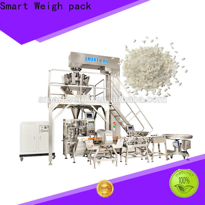 Smart Weigh pack ce vertical packing machine for chips packing