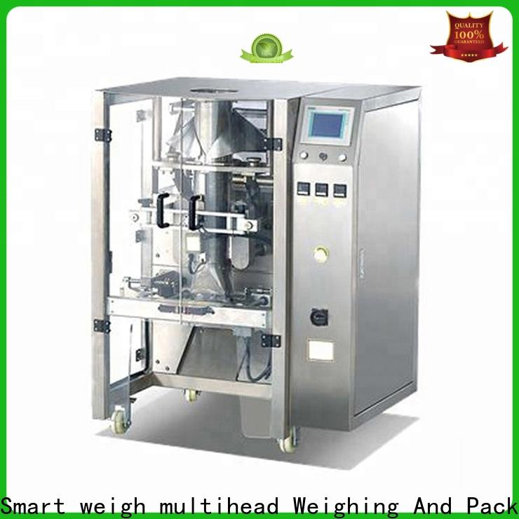 Smart Weigh pack high-quality vertical bagging machine factory for frozen food packing