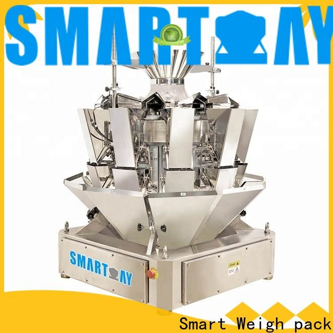 Smart Weigh pack vertical filling machine suppliers for food packing